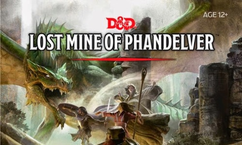 The adventure from the D&D 5e Starter Set.