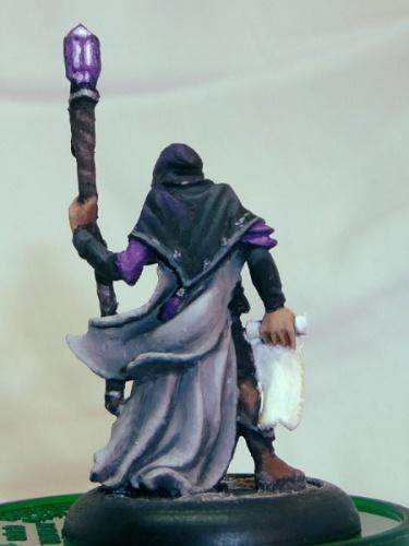 Satheras, Elf Warlock, back